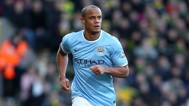 Premier League - Kompany keeping cool under pressure