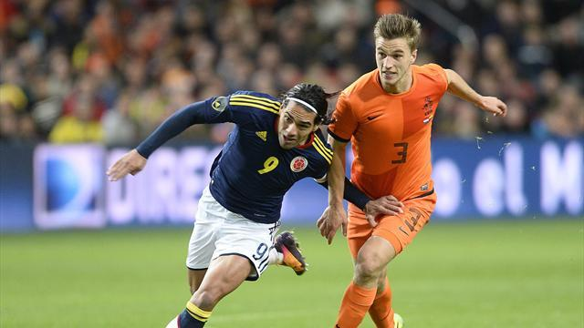 International friendlies - Netherlands play out draw with Colombia