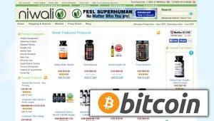 Bitcoin Soon Accepted at Niwali Test-O-Boost Health Store