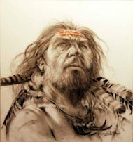 One scientist speculates that cloning a live Neanderthal might someday be feasible.