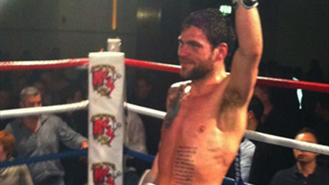 Boxing - Gill hopes to provide Patterson with an experience to remember