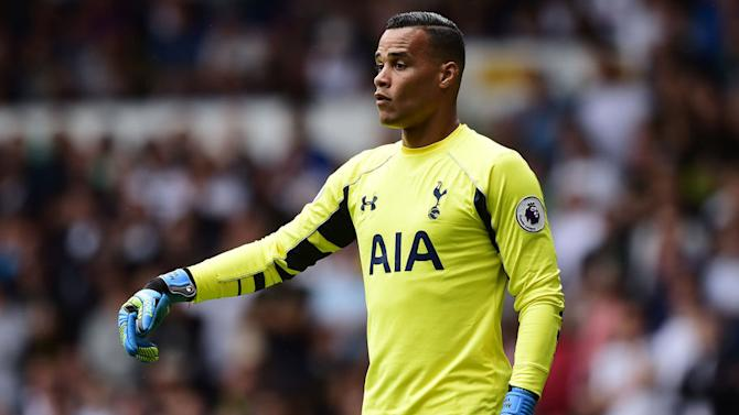 Spurs Keeper Michel 'Neuer' Vorm Was Having the Game of His Life vs Liverpool and the Fans Cant Deal