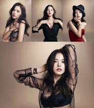 Min Hyo Rin releases a new pictorial