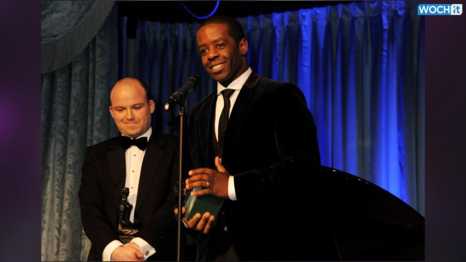 British Actor Adrian Lester Portrays 19th Century African-American Shakespeare Star In Europe