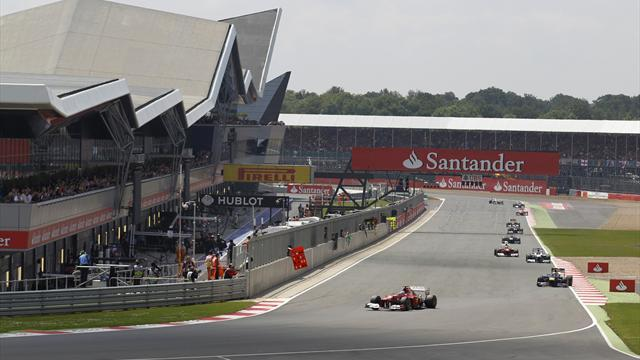 Motorsports - MEPC agree 999-year Silverstone lease