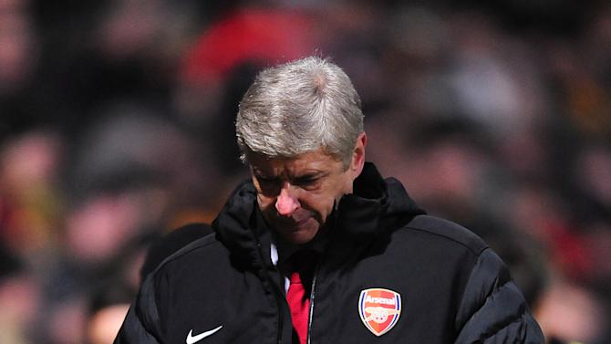 Arsene Wenger says he will 'always feel under pressure to deliver'