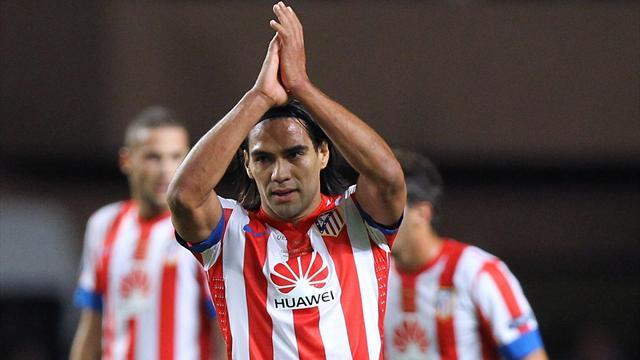 Falcao fit for Atletico's rearranged trip to Betis