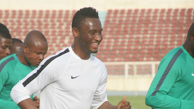 Chelsea's Mikel joins Nigeria U23 in USA