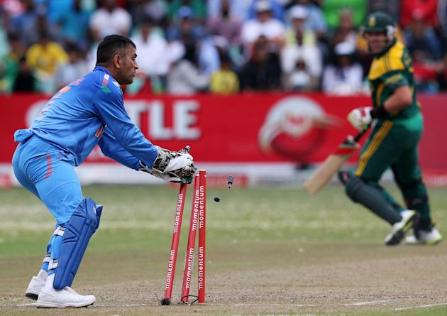 South Africa v India - 2nd ODI