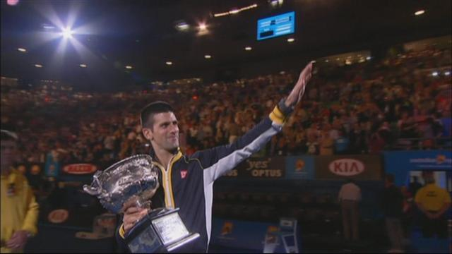 Australian Open - Djokovic: I've had to be at my very best