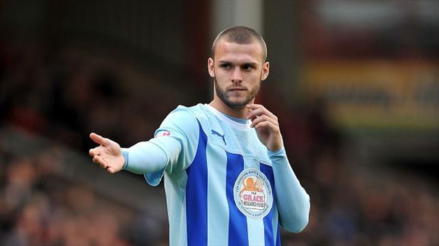 League One - Youngsters earn new Coventry deals
