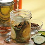 Fill Jars with Brine