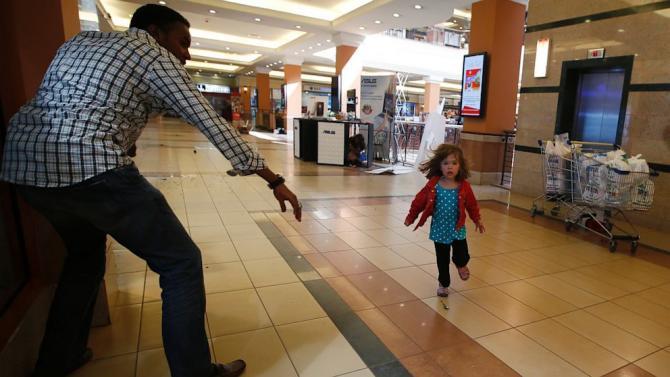 Kenyan Hero's Harrowing Tale of Rescues in Mall Massacre