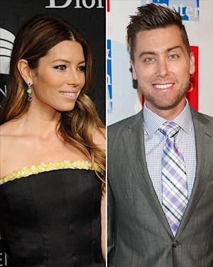 Lance Bass Says Justin Timberlake's Wife, Jessica Biel, Is Helping Him Plan His Wedding