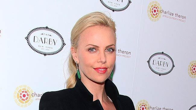 Theron Charlize African Outreach