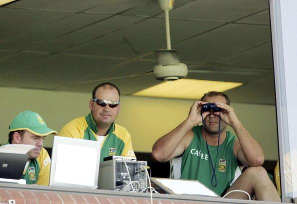 Second Test South Africa v India - Day 2