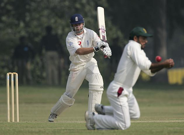 Pakistan 'A' v England - Day One