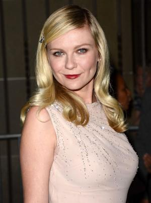 Kirsten Dunst arrives to the 'On The Road' premiere at the Toronto Film Festival on September 6, 2012 -- Getty Images