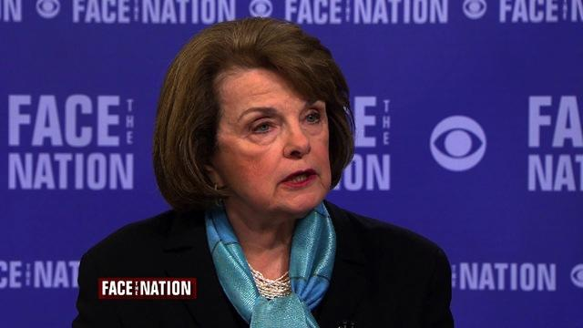 "Dianne Feinstein hopes ""some diplomacy can prevail"" with Putin"