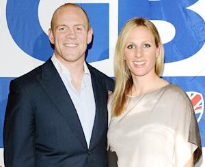 Zara Phillips and Husband Mike Tindall Name Baby Girl Mia Grace