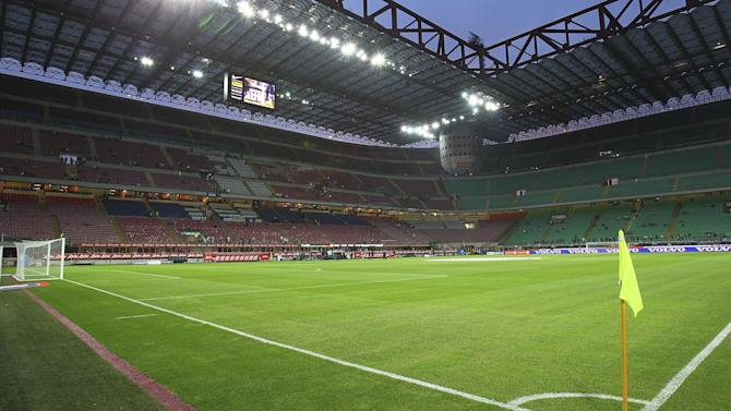 Serie A - Milan clear first hurdle in bid to build new stadium