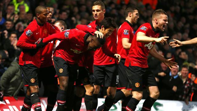 Premier League - Welbeck lifts sloppy United to win over Norwich