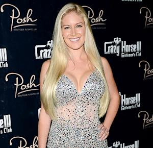 "Heidi Montag Gets Breast Reduction Surgery, Says She ""Regrets"" Size F Implants"