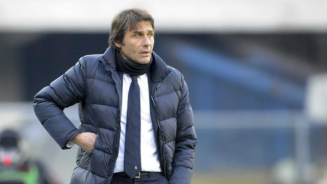 Serie A - Conte: 'Inexplicable collapse' cost Juve