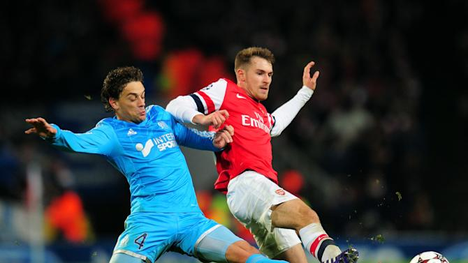 Arsenal v Olympique de Marseille - UEFA Champions League