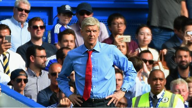 Wenger: Arsenal not out of Champions League just yet