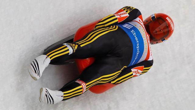 Luge - Sochi luge track set to be tested in week of training