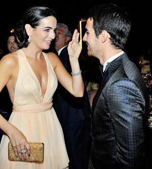 Joe Jonas and Ex-Girlfriend Camilla Belle Reunite for Long Catch-Up: Picture