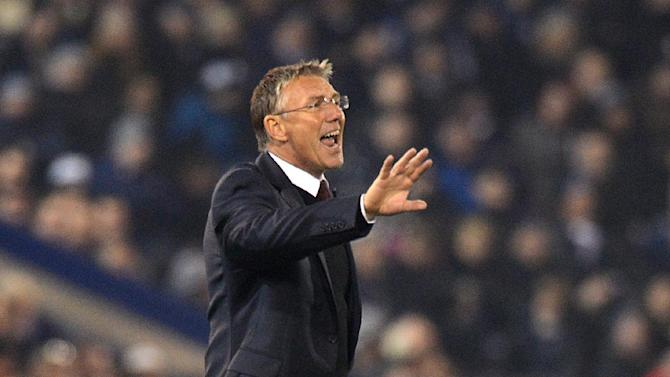 Nigel Adkins is relishing the challenge of reviving Southampton