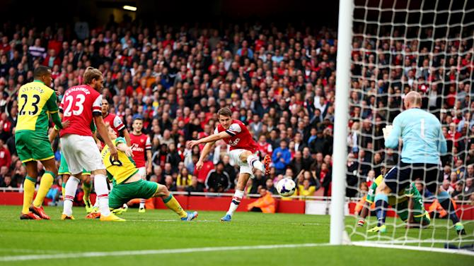 Arsenal v Norwich City - Premier League