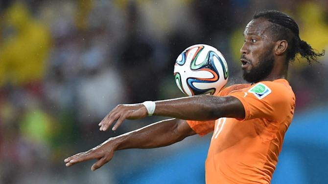World Cup - Call for Drogba to start intesifies after Ivory Coast loss