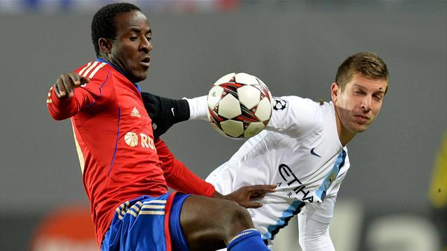 Champions League - Doumbia denies saying Toure 'over-reacted'