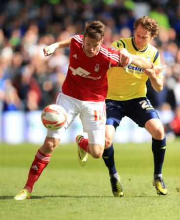 Soccer - Sky Bet Championship - Nottingham Forest v Birmingham City - City Ground