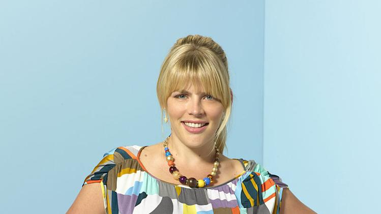 "Busy Phillips in the ABC series ""Cougar Town"""