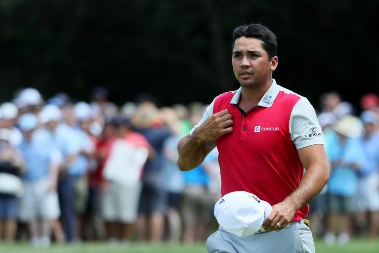 Jason Day is making some style changes in 2017. (Getty Images)