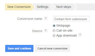 Complete Guide to Conversion Tracking in AdWords image new adwords conversion tracking type