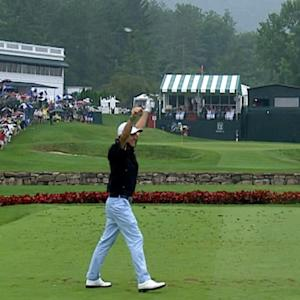 Justin Thomas' ace leads Shots of the Week