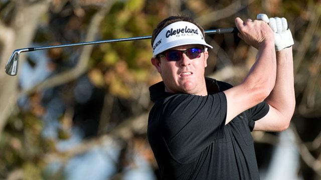 Golfer Fights Panic Attacks With Snacks