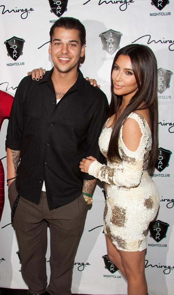 'Dancing With The Stars' Wants Kim & Rob Kardashian For All-Star Season