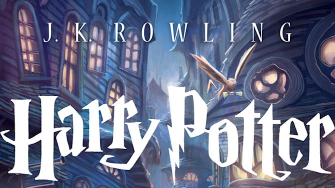 New Harry Potter Cover Art Unveiled