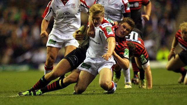 Rugby - Olding stars as Ulster win