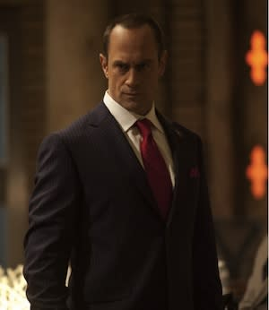 Comic-Con: Chris Meloni Confesses to Love of 'Staking' in 'True Blood'