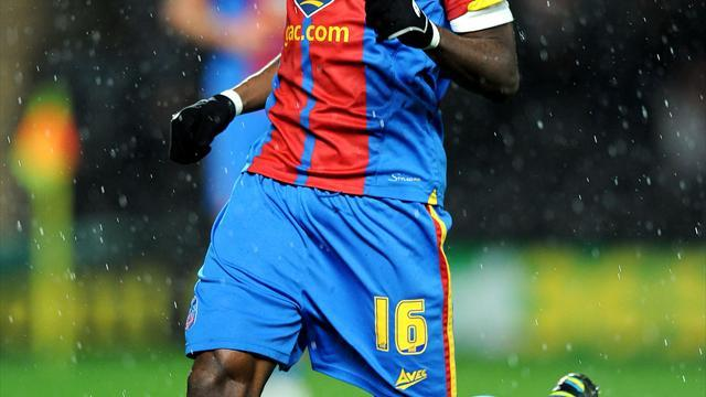 Football - Holloway: No control over Zaha future