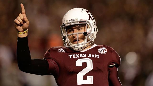 American Football - Jaguars to take look at Manziel