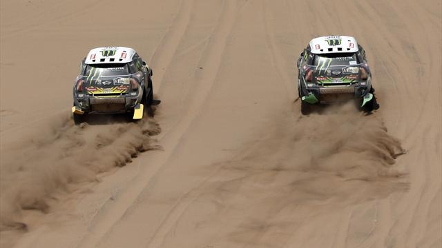 Dakar - Cars: Peterhansel snatches overall lead despite team orders