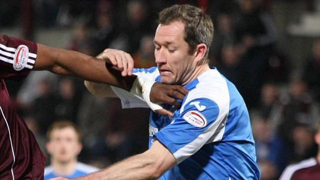 Football - Wright back for St Johnstone
